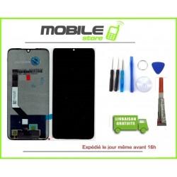 Vitre Tactile + Ecran LCD POUR XIAOMI REDMI NOTE 7 NOIR + outils + colle