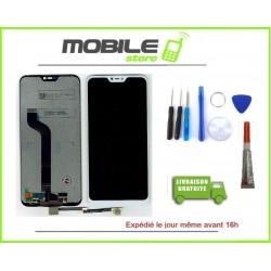 Vitre Tactile + Ecran LCD Pour XIAOMI MI A2 LITE Blanc + outils + colle