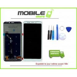 Vitre Tactile + Ecran LCD Pour Xiaomi RedMi 5 Plus Couleur Blanc + Outils