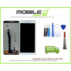 Vitre Tactile + Ecran LCD Pour Xiaomi Redmi 6a Couleur Blanc + Outils + Colle