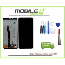 Vitre Tactile + Ecran LCD Pour Xiaomi Redmi 6a Couleur Noir + Outils + Colle