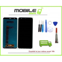 Vitre Tactile + Ecran LCD pour ASUS ZENFONE MAX PLUS M1 ZB570TL + OUTILS COLLE