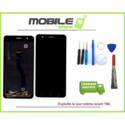 Vitre Tactile + Ecran LCD pour ASUS ZENFONE ZOOM S et ZE553KL NOIR + colle