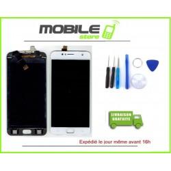 Vitre Tactile + Ecran LCD Pour Asus ZB553kl Blanc