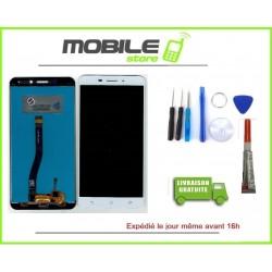 Vitre Tactile +Ecran LCD Pour Asus Zenfone 3 Laser ZC551KL et Z018D Blanc +Outil