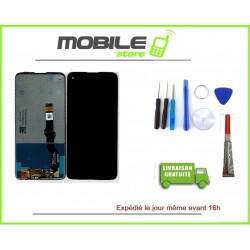 Vitre Tactile + Ecran LCD pour MOTOROLA MOTO G8 POWER + outils + colle