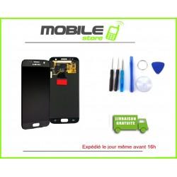 Vitre Tactile + LCD original Samsung G930f et S7 couleur noir