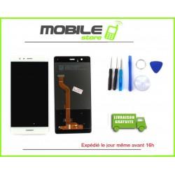 Vitre Tactile + LCD Pour Huawei P9 lite couleur blanc