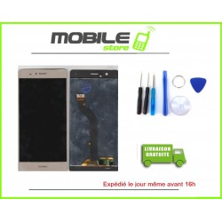 Vitre Tactile + LCD Pour Huawei P9 lite couleur gold/or