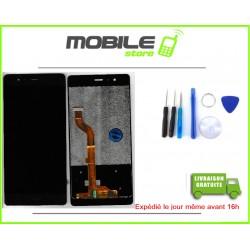 Vitre Tactile + LCD Huawei P9 couleur noire