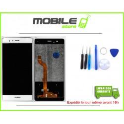 Vitre Tactile + LCD Huawei P9 couleur blanc