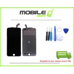 VITRE TACTILE + LCD IPHONE 6S+ et 6SPLUS COULEUR NOIR