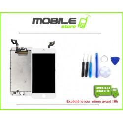 VITRE TACTILE + LCD IPHONE 6S+ et 6SPLUS COULEUR BLANC