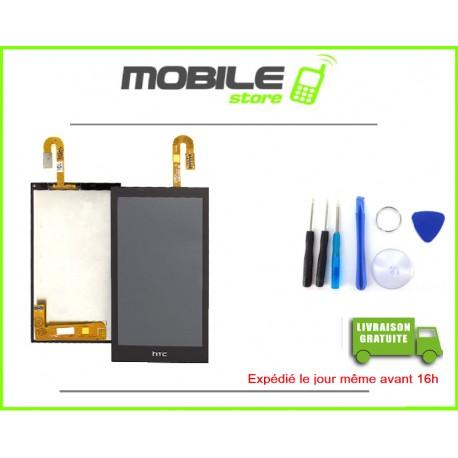 VITRE TACTILE + LCD POUR HTC 610