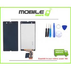 VITRE TACTILE + LCD POUR SONY Z ET L36H ET LT36 COULEUR NOIR