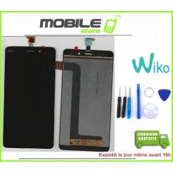 VITRE TACTILE + LCD ORIGINAL WIKO PULP FAB 4G COULEUR NOIR