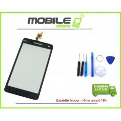 VITRE TACTILE ORIGINALE POUR WIKO RAINBOW 3G COULEUR NOIR