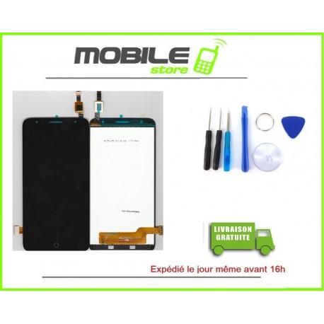 Vitre Tactile + LCD POUR ALCATEL POP 4+ ET OT5056