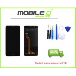 Vitre Tactile + LCD Huawei Honor 8 couleur noir