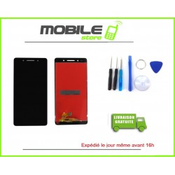 Vitre Tactile + LCD Pour Huawei Honor 7 couleur blanc