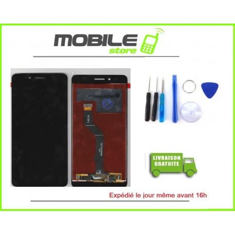 Vitre Tactile + LCD Pour Huawei Honor 5X couleur noir