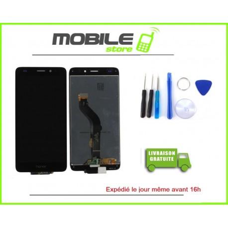 Vitre Tactile + LCD Pour Huawei Honor 5C couleur blanc
