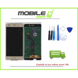 Vitre Tactile + LCD Huawei Honor 5C couleur gold