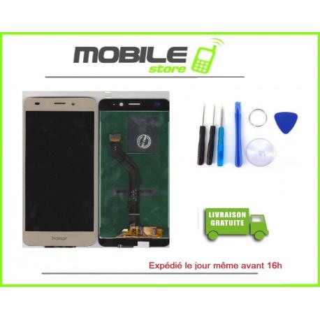 Vitre Tactile + LCD Pour Huawei Honor 5C couleur noir