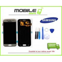 Vitre Tactile + LCD original Samsung A320f et A3 2017 couleur Gold