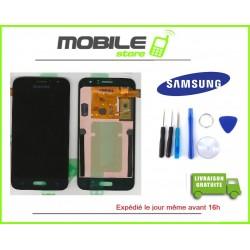 Vitre Tactile + LCD original Samsung J120f et J1 2016 couleur noir