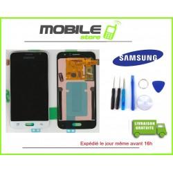Vitre Tactile + LCD original Samsung J120f et J1 2016 couleur blanc