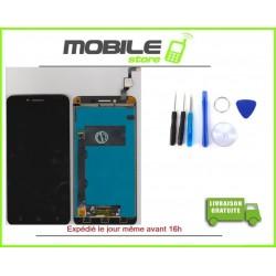 Vitre Tactile + LCD LENOVO K5 PLUS COULEUR NOIR