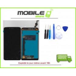 Vitre Tactile + LCD LENOVO K5 COULEUR NOIR
