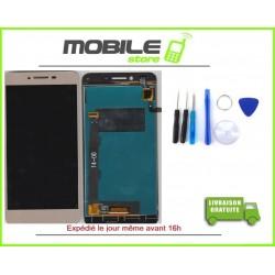 Vitre Tactile + LCD Pour LENOVO K5 PLUS COULEUR BLANC