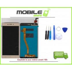 Vitre Tactile + LCD Pour LENOVO K6 NOTE COULEUR BLANC