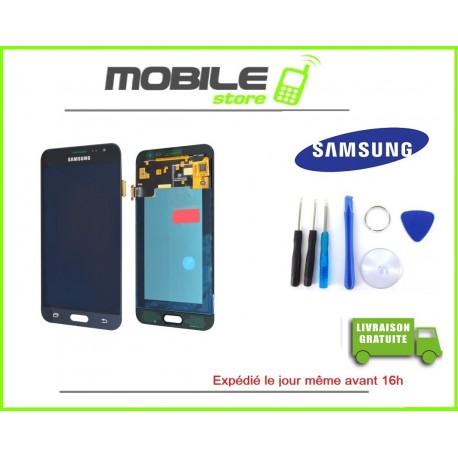 Vitre Tactile + LCD original pour Samsung J320f et J3 2016 couleur noir