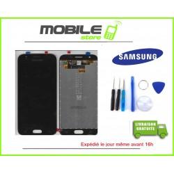 Vitre Tactile + LCD original Samsung J330f et J3 2017 couleur noir