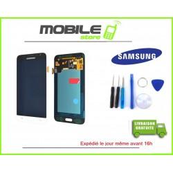 Vitre Tactile + LCD original Samsung J320f et J3 2016 couleur blanc