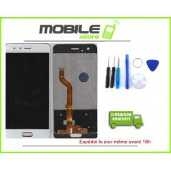 Vitre Tactile + ecran LCD Huawei Honor 9 blanc