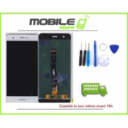 Vitre Tactile + LCD Huawei NOVA + et nova plus couleur blanc