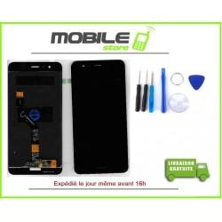 Vitre Tactile + LCD Huawei P10 plus couleur noir