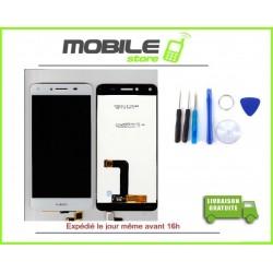 Vitre Tactile + LCD Huawei Y5-2 couleur blanc