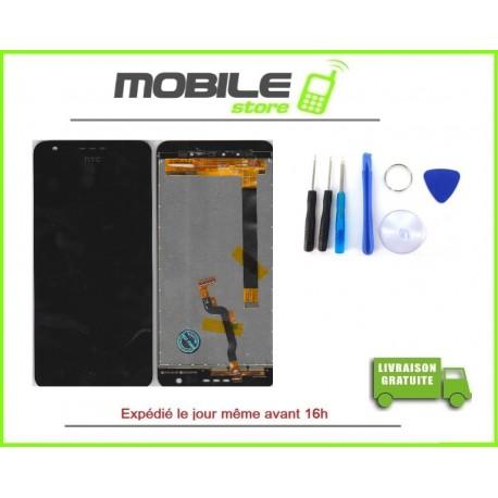 VITRE TACTILE + LCD POUR HTC LIFESTYLE DESIRE 10 BLANC
