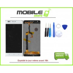 VITRE TACTILE + LCD HTC 825 COULEUR BLANC
