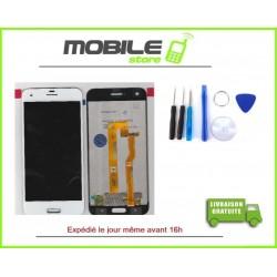 VITRE TACTILE + LCD HTC A9 COULEUR BLANC