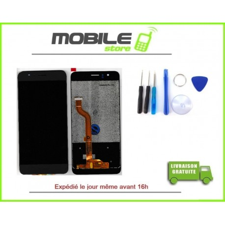 Vitre Tactile + LCD Huawei Honor 8 gold/or