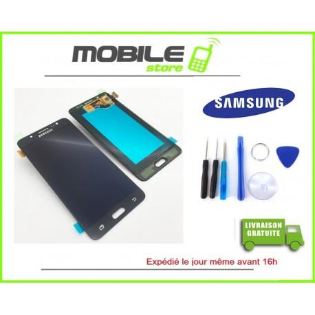 Vitre Tactile + LCD original pour Samsung J510f et J5 2016 couleur noir
