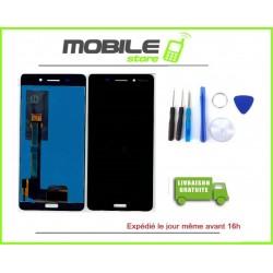 Vitre Tactile + LCD Nokia 6 couleur Noir