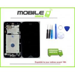 Vitre Tactile + LCD + CHASSIS ASUS ZE500KL ET ZENFONE 2 LASER Z00D