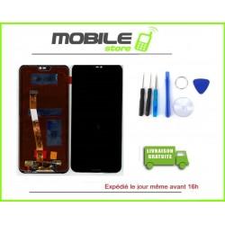 Vitre Tactile + LCD Huawei P20 lite couleur noir